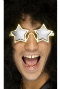 Star Shaped Superstar Shades - Gold
